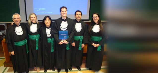 Tese de Doutorado<br />Luis Angelo Rossato