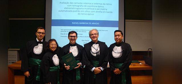 Doutorado de<br />Rafael Barbosa<br />de Araújo