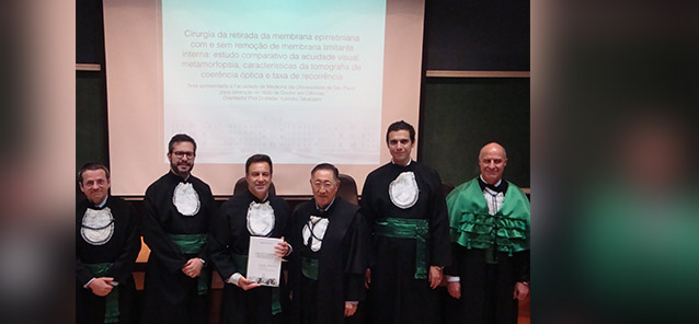 Doutorado de<br />Fernando José Novelli