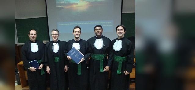 Doutorado de <br /> Gustavo Kupper Marino