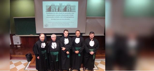 Doutorado de <br /> Reinaldo Flávio da Costa Ramalho