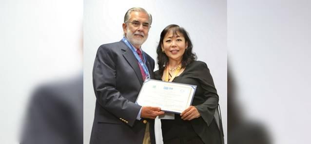Profª Drª Ruth Santo