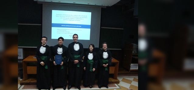 Doutorado de <br /> Breno Azevedo