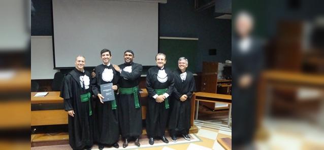 Doutorado de <br /> Claudio Trindade
