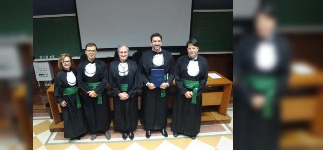 Doutorado de Augusto <br /> Alves Lopes da Mota