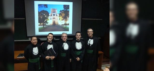 Doutorado de <br /> Thiago Filgueiras