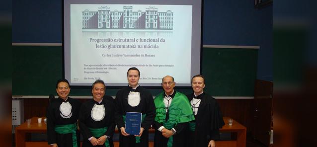 Doutorado de <br/> Carlos Gustavo V. de Moraes