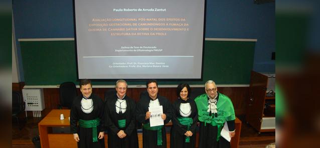 Doutorado de <br/> Paulo Roberto A. Zantut