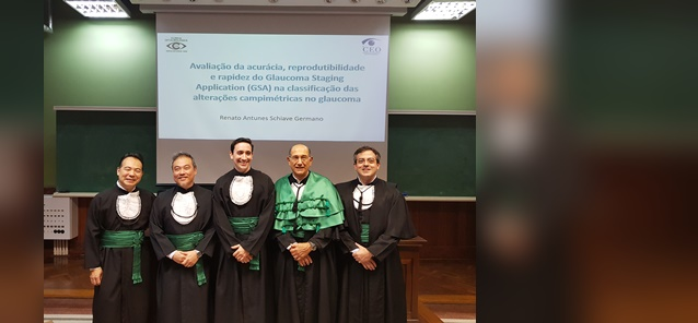 Doutorado de <br/>Renato A. S. Germano