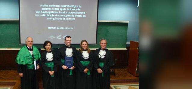 Doutorado <br/> Marcelo Lavezzo