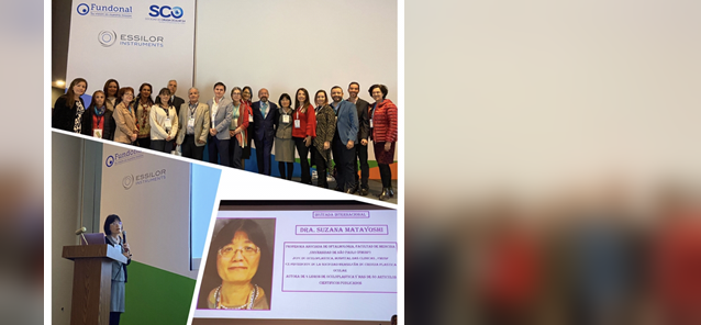 Drª. Suzana Matayoshi <br/> convidada internacional <br/>Bogotá-Colombia